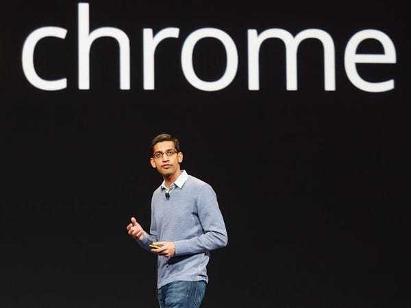 Google Chrome changed login requirements, says Matthew Green - Business Insider