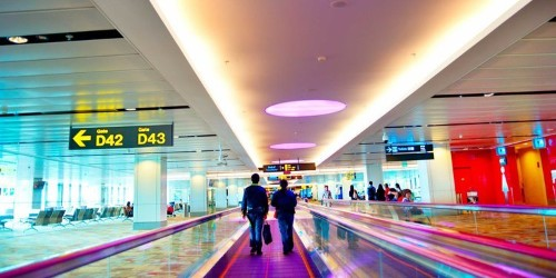 The 10 Best Airports In The World: 2014