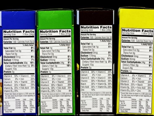 Here's what it actually means when your nutrition label says 'natural flavors'