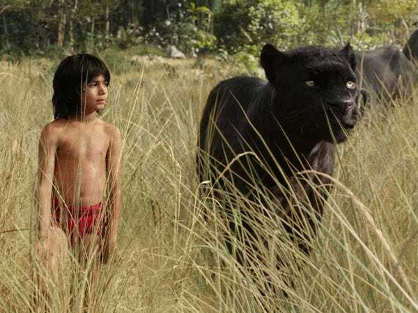 Why people are calling 'The Jungle Book' the most visually stunning movie of the year - Business Insider