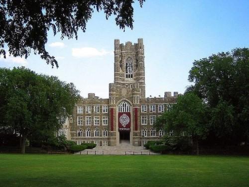 Tour Fordham University's Stunning Campus In The Bronx