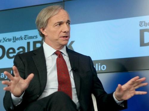Billionaire hedge fund manager Ray Dalio explains how capitalism works