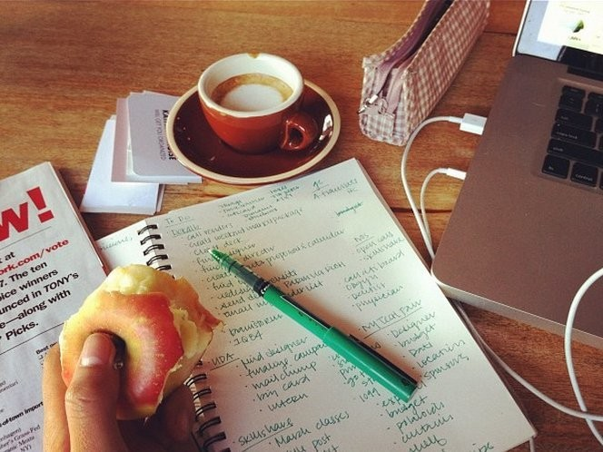Here's What You Should Do Instead Of Writing A To-Do List