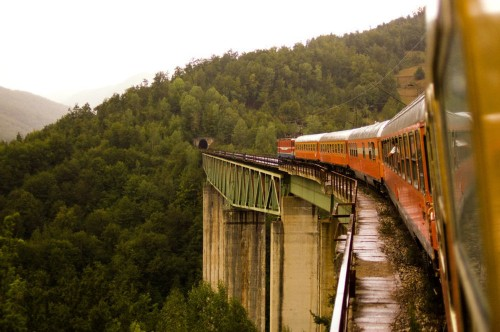 12 stunning train rides you should take before you die
