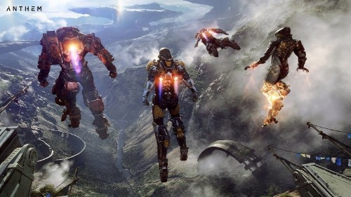 'Anthem' is the definition of a blockbuster video game, but that doesn't make it fun