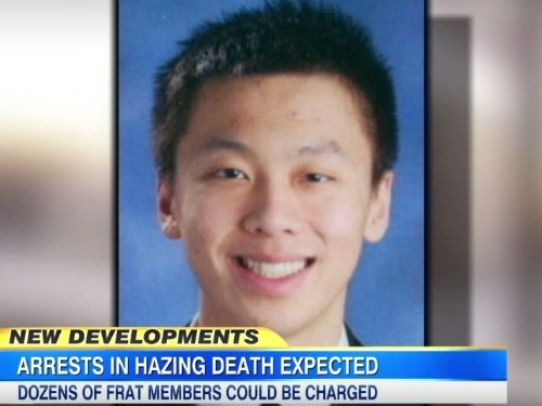 Grand-jury indictment in case of Michael Deng