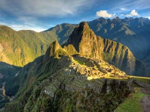Peru Traveller - cover