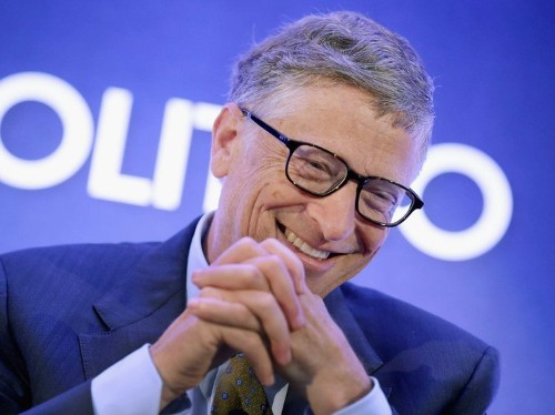The 25 richest self-made billionaires