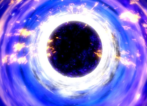 A crazy new theory solves 40-year-old mystery about what happens inside of a black hole