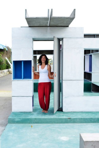 These Lego-style homes can withstand earthquakes and cost under $5,000 to build