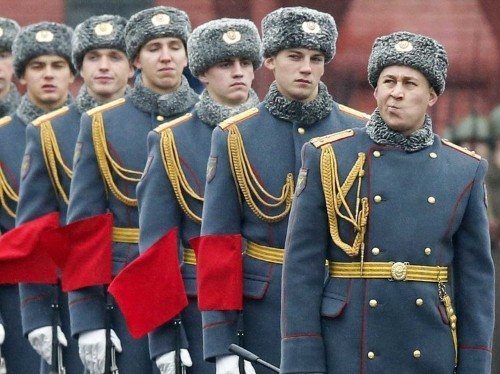 Russia's New Military Doctrine Shows Putin's Geopolitical Ambitions