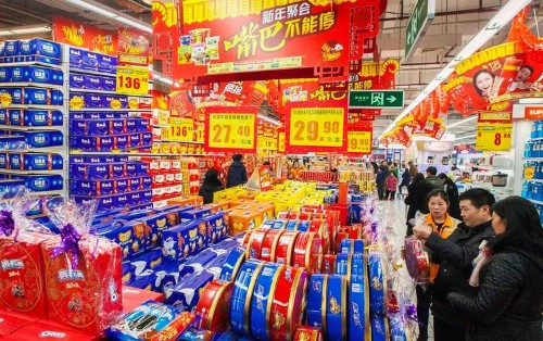 Foreign direct investment in China climbs in March