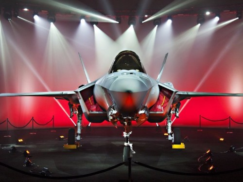 Northrop Grumman's profit spikes thanks to the F-35