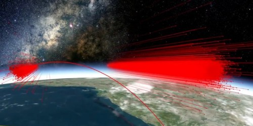 NASA says space junk from India destroying missile could threaten ISS