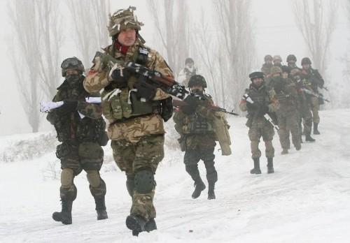 Poroshenko and US press Putin on Ukraine violence