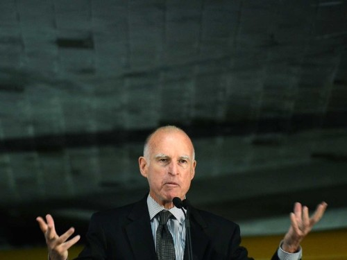 How Jerry Brown Saved California