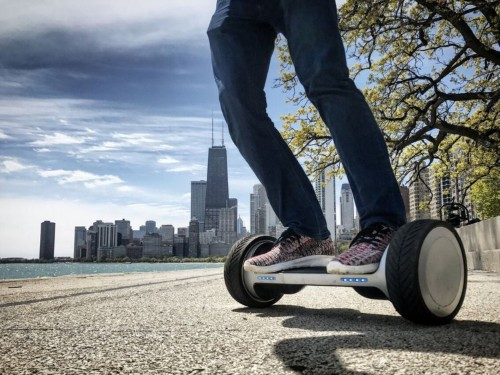 Mark Cuban's pricey new hoverboard wants to turn the 2-wheelers into grown-up transportation