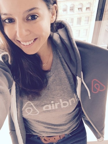A woman created an awesome resume to land her dream job at Airbnb — and it caught the CEO's attention immediately