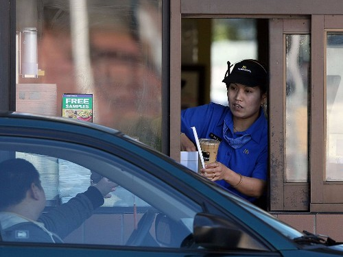 Chick-fil-A, McDonald's, and Dunkin': how fast-food drive-thrus rank