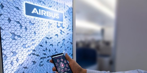 Airbus trials Connected Experience to track passenger habits