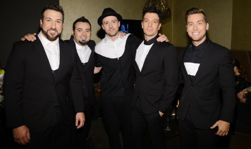 Everyone Went Insane When 'NSYNC Reunited At The VMAs