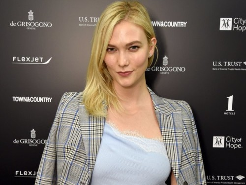 Karlie Kloss says she lost modeling jobs after gaining weight
