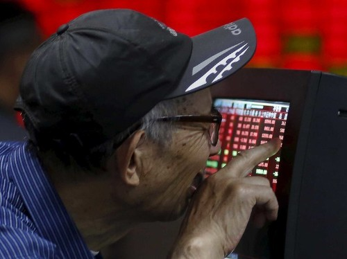 MORGAN STANLEY WARNS: Chinese stock prices could crash another 30%