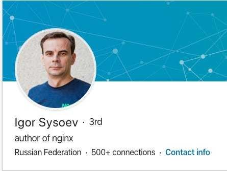 Russian police raid Moscow office of F5's NGINX, detain cofounders: report - Business Insider