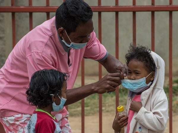 Madagascar pneumonic plague outbreak has killed 124 people - Business Insider