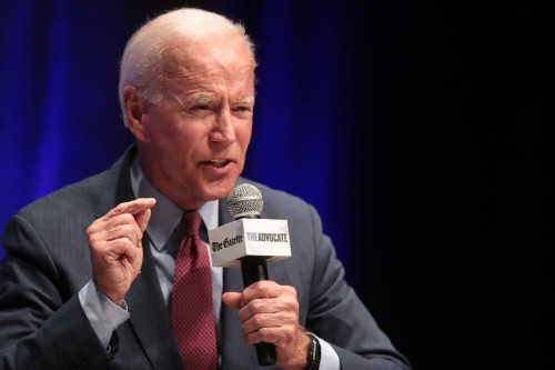 Biden got defensive during LGBTQ forum called moderator a 'sweetheart'