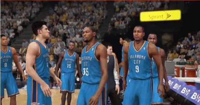 NBA 2k14 Looks Ridiculously Real