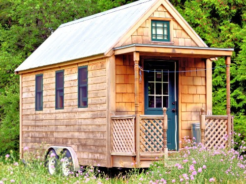 America is swept up in tiny-house fever — here's how much it'll actually cost to build one of your own
