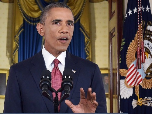 Obama Condemns ISIS' 'Barbaric Murder' Of David Haines