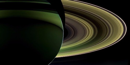 NASA released a new video of Saturn — and the images are stunning