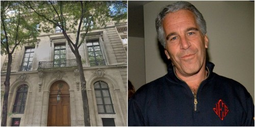 Epstein was among Trump Jr. and Anthony Weiner on a bizarre 2003 Page Six most eligible 'studs' list