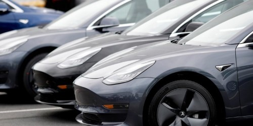 A German rental car company said it cancelled plans to buy 100 Tesla Model 3s because of quality issues