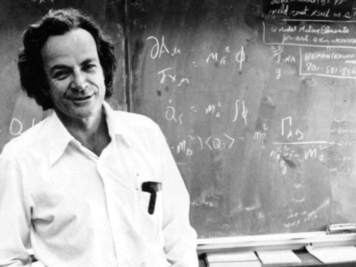 This trick from a famous physicist can help you learn anything faster