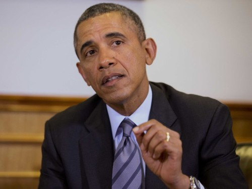 OBAMA WARNS RUSSIA: 'There Will Be Costs' For Any Intervention In Ukraine