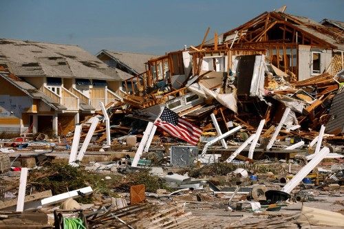 6 months after Hurricane Michael devastated the Florida Panhandle, forecasters upgraded it to a Category 5 storm
