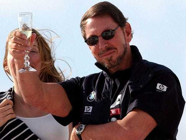 The rags-to-riches story of Larry Ellison - Business Insider
