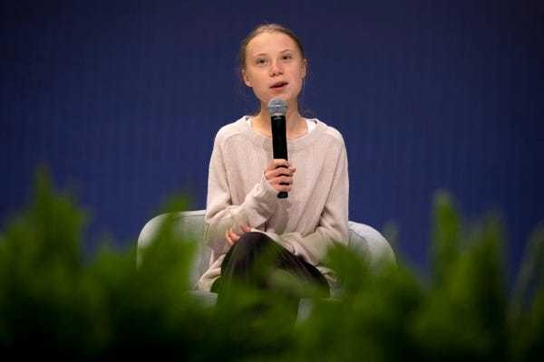Greta Thunberg's Twitter says 'brat' following Jair Bolsonaro's insult - Business Insider