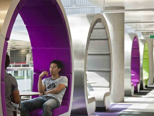 15 Office Spaces That Push The Boundaries Of Innovation - Business Insider