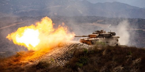 Marines competed at Camp Pendleton to find the Corps' most lethal tank crew