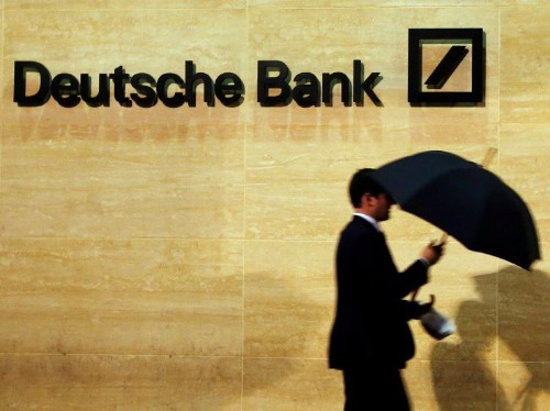 Deutsche Bank's troubles could hurt unsuspecting ETF investors