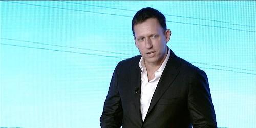 Billionaire entrepreneur Peter Thiel explains precisely how Mark Zuckerberg changed the world