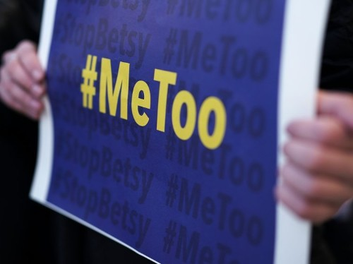 1 in 3 women say they've been sexually harassed at work, but they're not reporting it