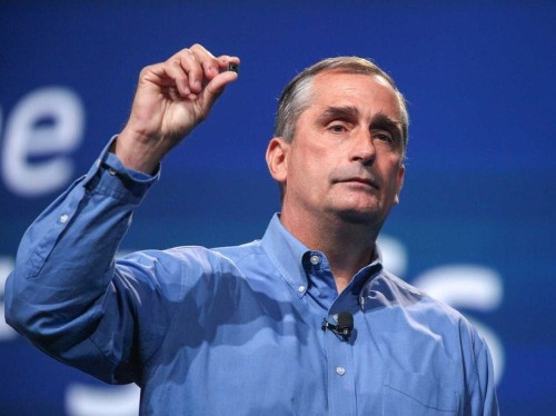 Intel's Mobile Group Lost More Than $4 Billion Last Year