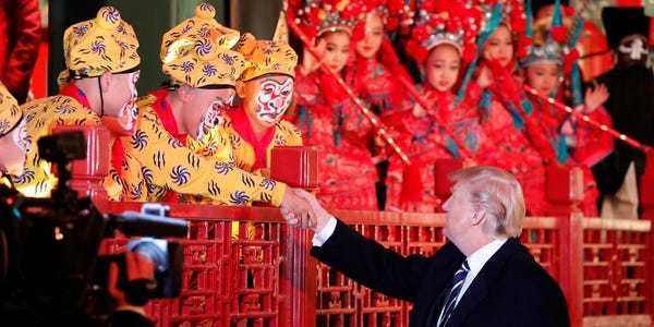 China wants 4 more years of Trump, 'easy to read' on trade war: Long Yongtu - Business Insider