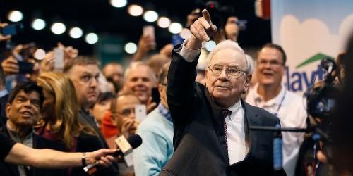 Warren Buffett's Berkshire Hathaway boosts its stake in Amazon to more than $1 billion (AMZN, BRK.B)