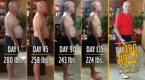 A Science Teacher Lost 60 Pounds Eating Nothing But McDonald's